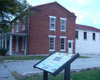 Old Civil War Jail